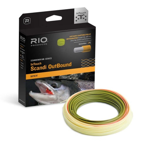 RIO Intouch Scandi Outbound Spey 8/9F