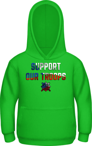 Support our troops - dětská mikina BC