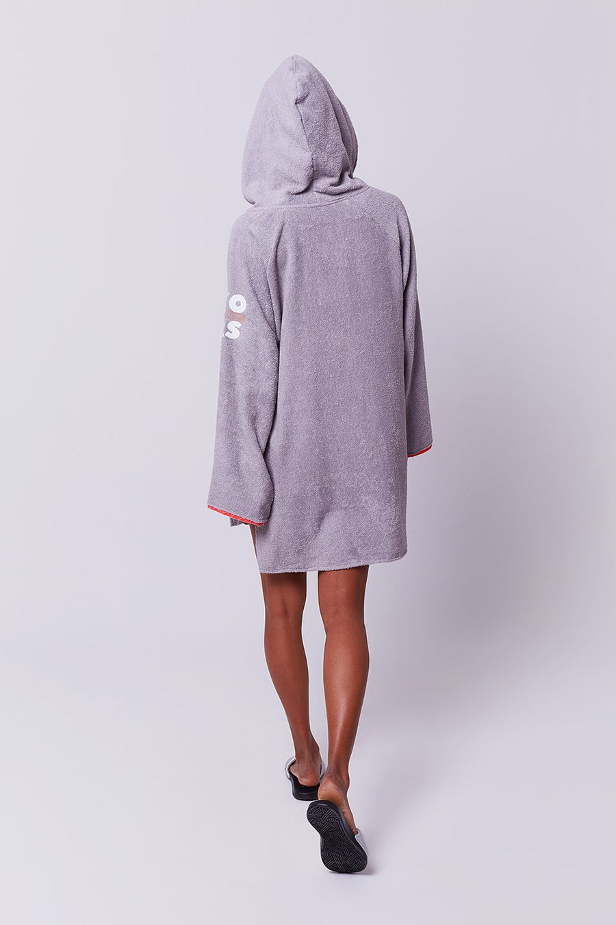 APRÊS-SURF HAVLU SWEATSHIRT - COOL GREY