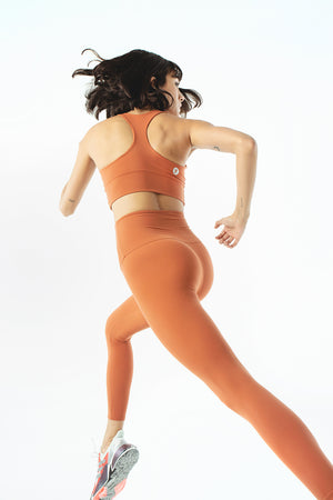 JUST LEGGING - SAFFRON