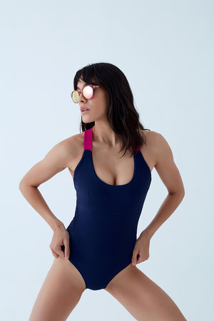 OLYMPIA SWIMSUIT - SPACE
