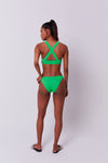 SIREN - REVERSIBLE - SPORTY BIKINI ÜSTÜ - CAPTAIN MARTINI