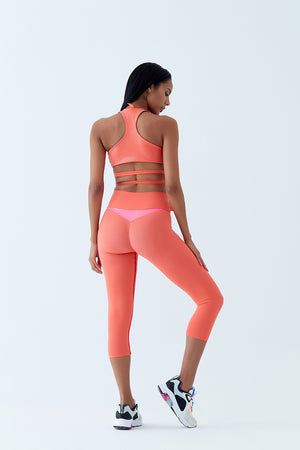 FUNFIT LEGGING - PEACH