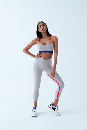 FUNFIT LEGGING - NUTS
