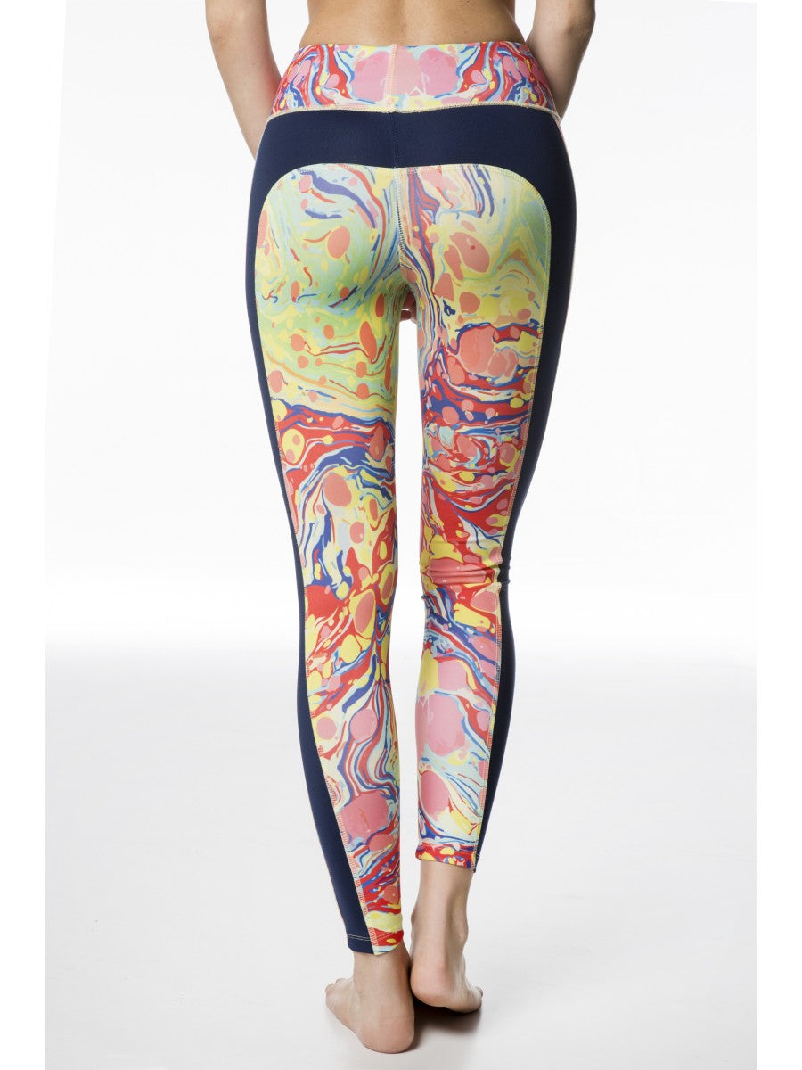 Minibum Legging - Sunkissed