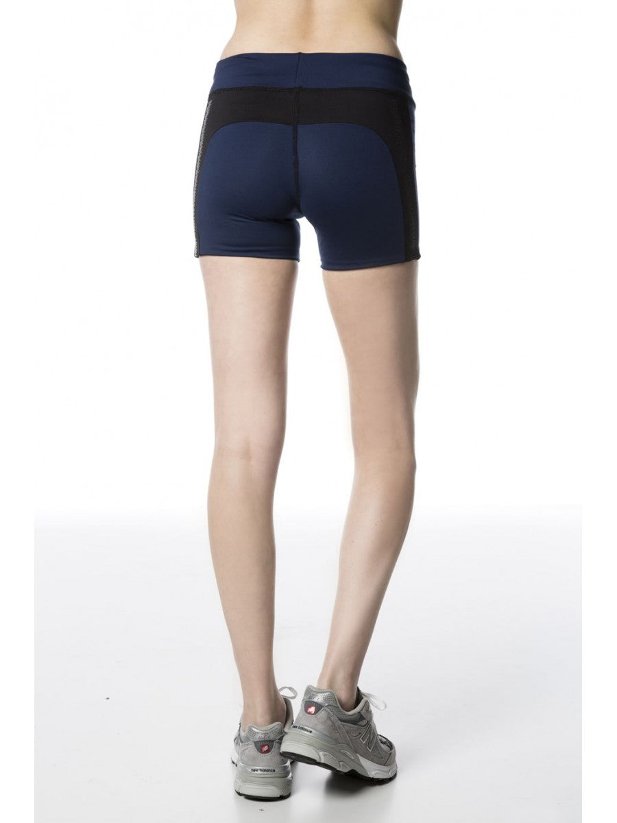 Minibum Shorts - Navy / Black