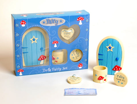 Fairy Friendship Tooth Fairy Set