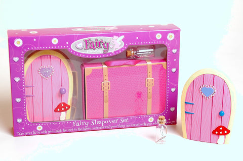 Fairy Friendship Sleepover Set