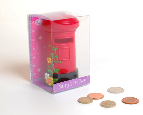 Fairy Friendship Post Box