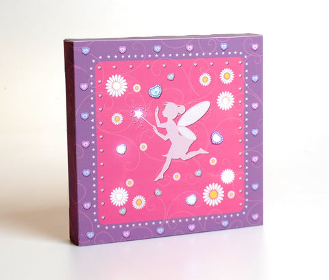 Fairy Friendship Night Light