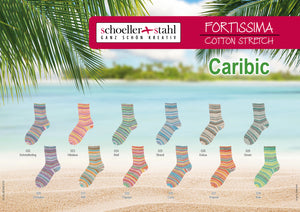Fortissima Cotton Stretch Caribic sukkalanka