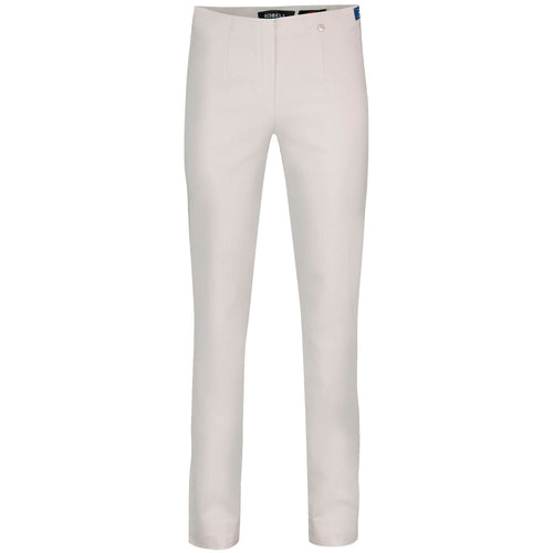 Robell Marie Light Grey F/L Trousers - Size 8 10 14 Only | The LBD Boutique & Trouser Shop