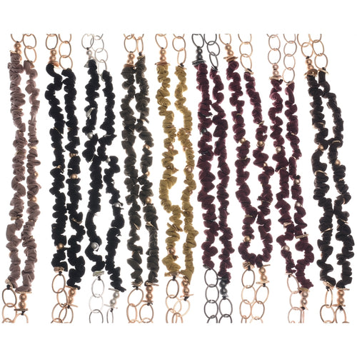 Sonata Chain Necklace in a Choice of Colours 47438 | The LBD Boutique & Trouser Shop