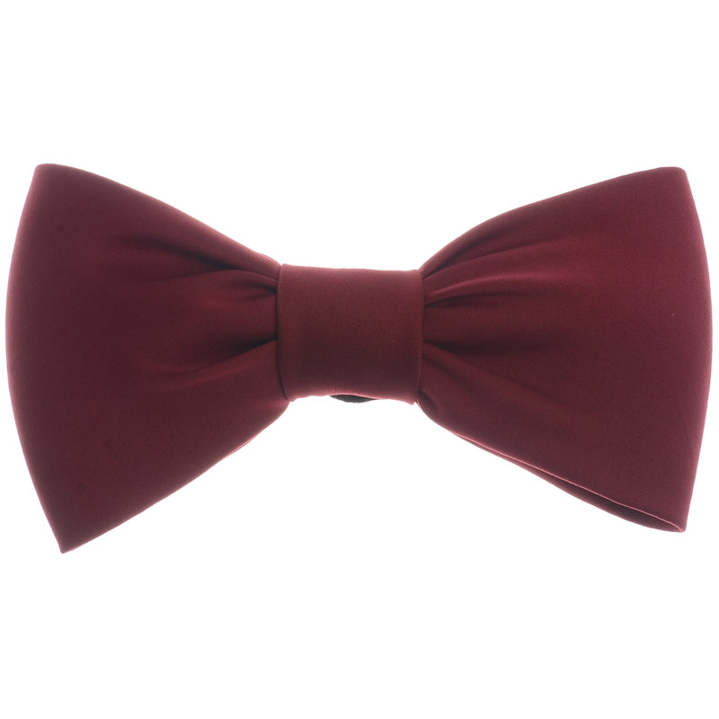 Sonata Bow Tie Clip/Pin Broach in a Choice of Colours 47618 | The LBD Boutique & Trouser Shop