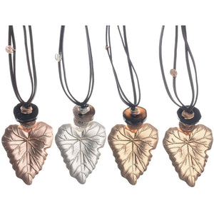 Sonata Leaf  Necklace in a Choice of Colours 47823