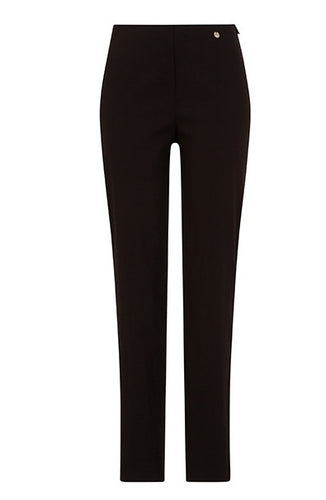 Robell Marie Black F/L Trousers LAST PAIR SIZE 8 | The LBD Boutique & Trouser Shop