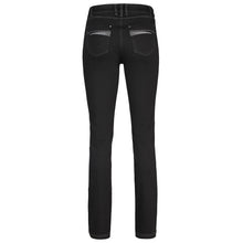 Robell Elena Black Stretch Denim Jeans | The LBD Boutique & Trouser Shop