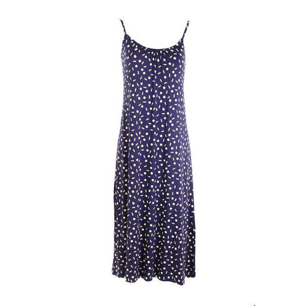 Zilch Navy Confetti Print Dress - Summer Cool! | The LBD Boutique & Trouser Shop
