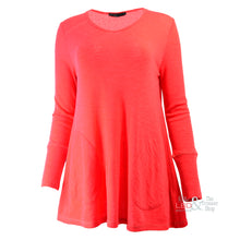 Foil Clothing Persimmon Merino Wool Swing Tunic - M ONLY | The LBD Boutique & Trouser Shop