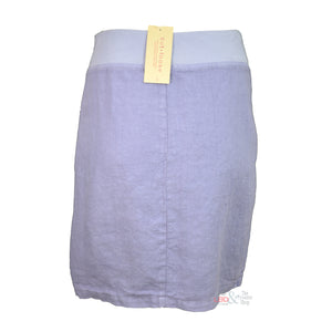 Cut Loose French Lavender Linen Skirt 4409866 | The LBD Boutique & Trouser Shop