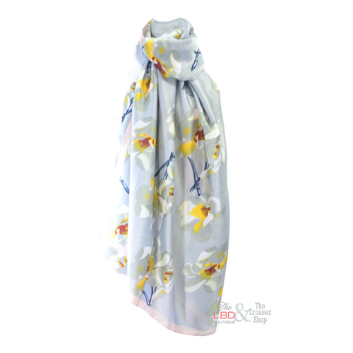 SED Pastel Floral Print Scarf | The LBD Boutique & Trouser Shop