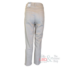 Michele Black or Beige Ankle Trousers 8372 1804 0050 | The LBD Boutique & Trouser Shop