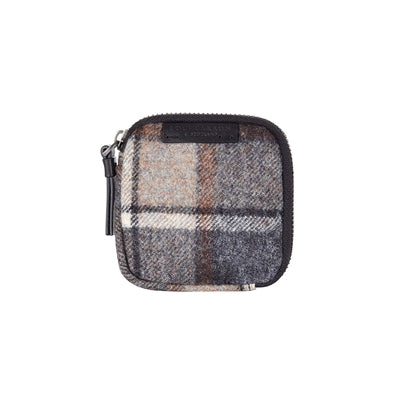 Lochcarron Bitsy Cullen Tweed Change Purse | The LBD Boutique & Trouser Shop