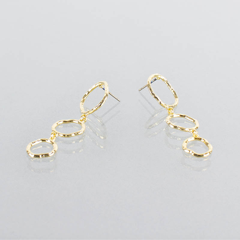 Tilley & Grace Kylie Earrings in Gold or Silver | The LBD Boutique & Trouser Shop
