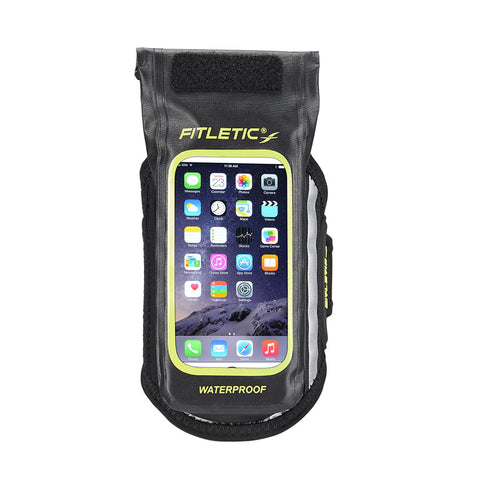 Image of Fitletic HydraLock Waterproof Phone Armband