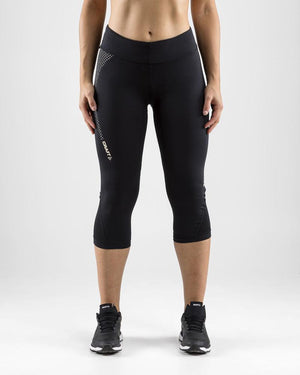 Craft Women's Breakaway Capri Running Tight