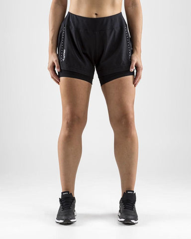 Image of Craft Women's Essential 2-IN-1 Shorts