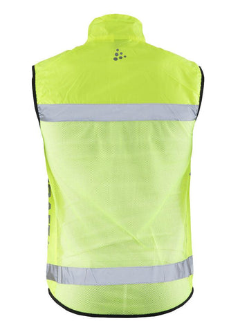 Craft Sports High Visibility Vest/Gillet Unisex
