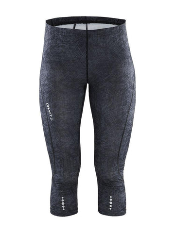 Image of Craft Mind Capri Women's Running Tight