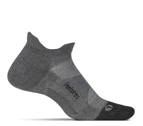 Image of Feetures Elite Light Cushion Running Sock No Show Tab