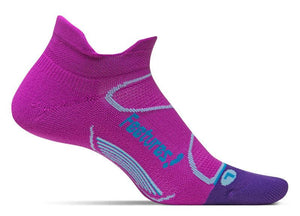 Feetures Elite Light Cushion Running Sock No Show Tab