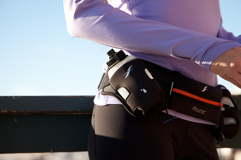 Image of Fitletic Hydration Belt 12 oz