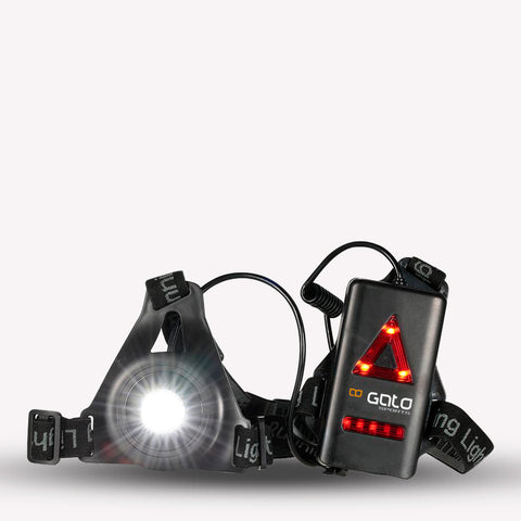 Gato Sports High-Viz Chest Light