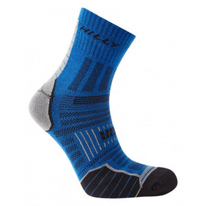 Hilly TwinSkin Men's Running Sock ( Anklet )
