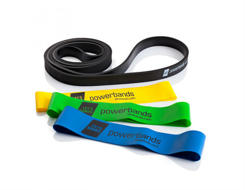 Image of Let's Bands Powerbands Set Max