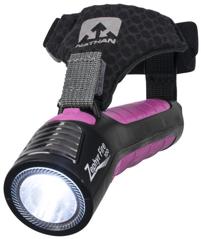 Nathan Zephyr Fire 100 Runners Flashlight