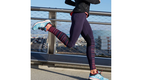 Image of New Balance Impact Premium Printed Women's Running Tight