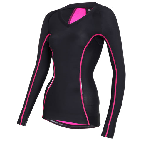 Image of Skins A200 Women's Long Sleeve Compression Top