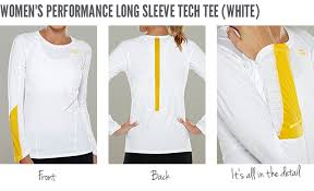 Image of Tribesports Women's Performance Long Sleeve Tech Top
