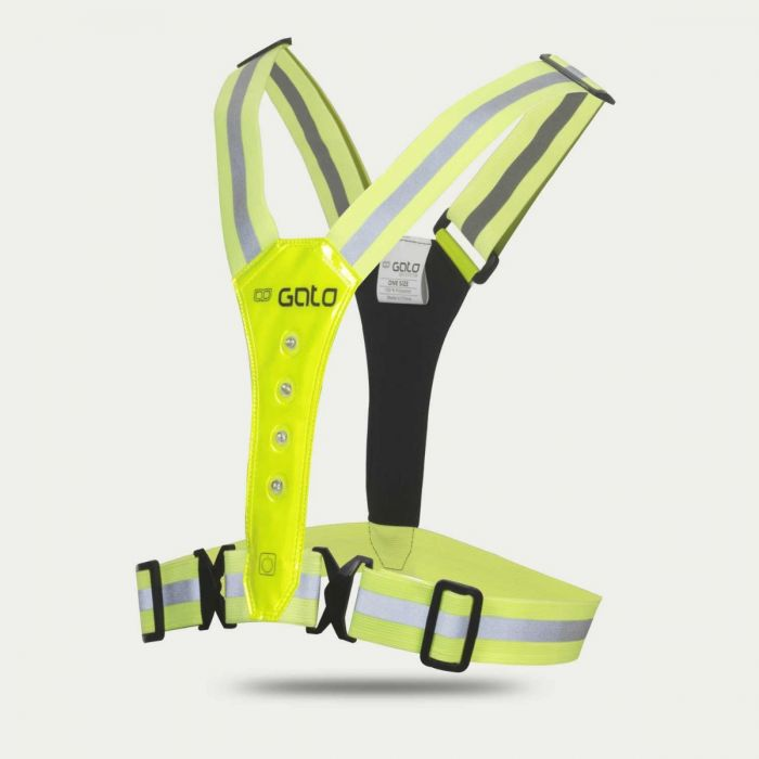 Gato Sports LED Safer Sports Vest