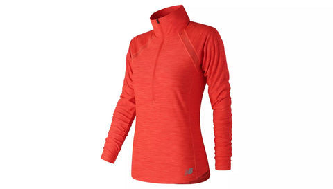 New Balance Women's Anticipate Half Zip