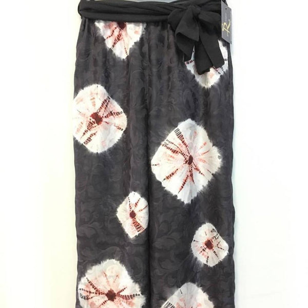 Shibori 3/4 loose fitting pants