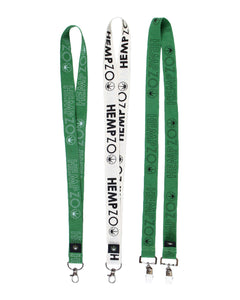 EXPO LANYARDS MADE OF HEMP | HEMPZOO