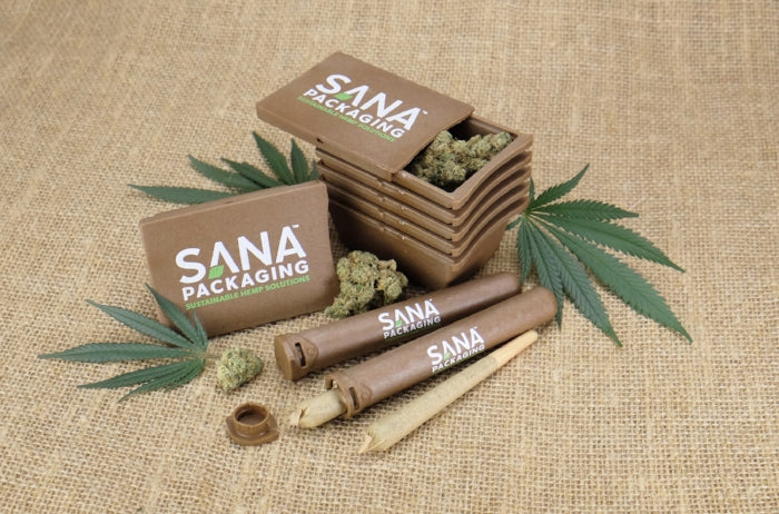 Plant based Cannabis packaging