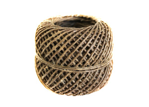 HEMPZOO Organic hemp wick and organic beeswax