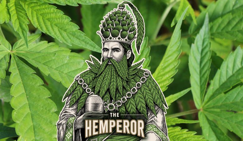 New Belgium The HEMPEROR HPA hemp hops beer